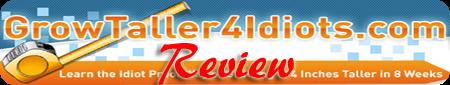 get taller 4 idiots review