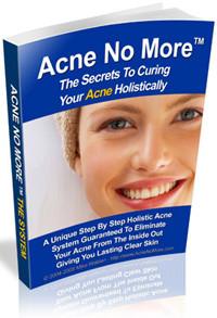 acne no more PDF