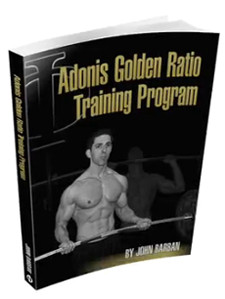 adonis golden ratio pdf